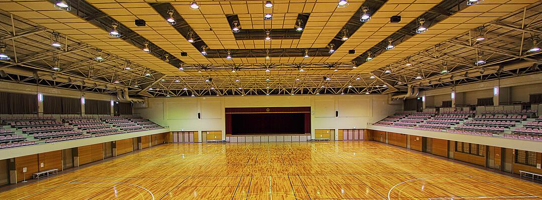 熊谷市立市民体育館