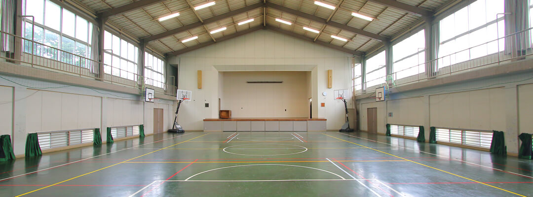 熊谷市立別府体育館