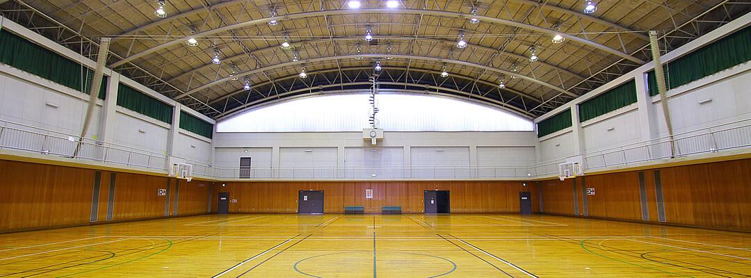 熊谷市立籠原体育館