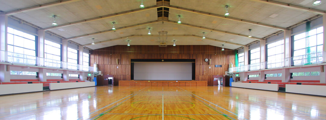 熊谷市立江南体育館
