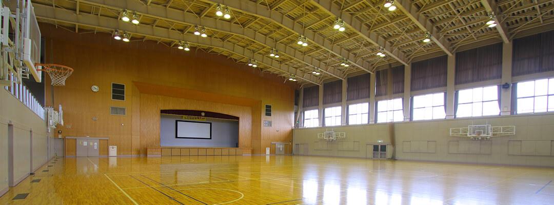 熊谷市立大里体育館